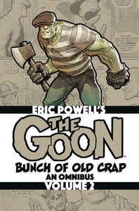 GOON BUNCH OF OLD CRAP TP VOL 02 AN OMNIBUS
