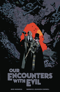 OUR ENCOUNTERS EVIL PROFESSOR MEINHARDT & KNOX HC (C: 0-1-2)