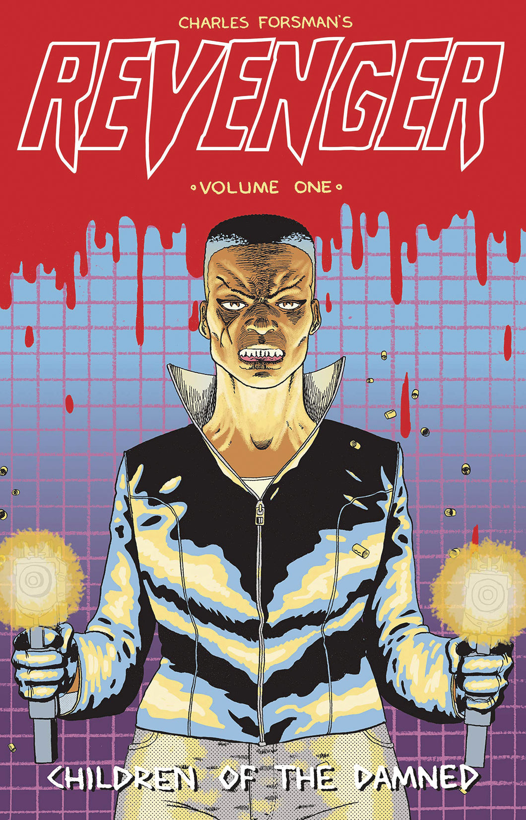 REVENGER CHILDREN OF DAMNED GN (MR) (C: 0-1-0)