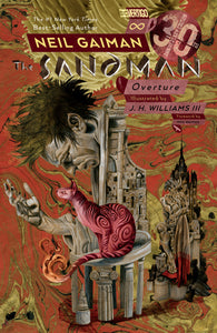 SANDMAN OVERTURE 30TH ANNIVERSARY EDITION TP (MR)