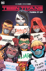 TEEN TITANS TP VOL 02 TURN IT UP