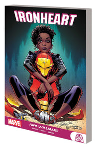 IRONHEART GN TP RIRI WILLIAMS