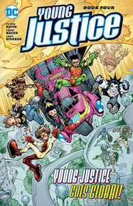 YOUNG JUSTICE TP BOOK 04