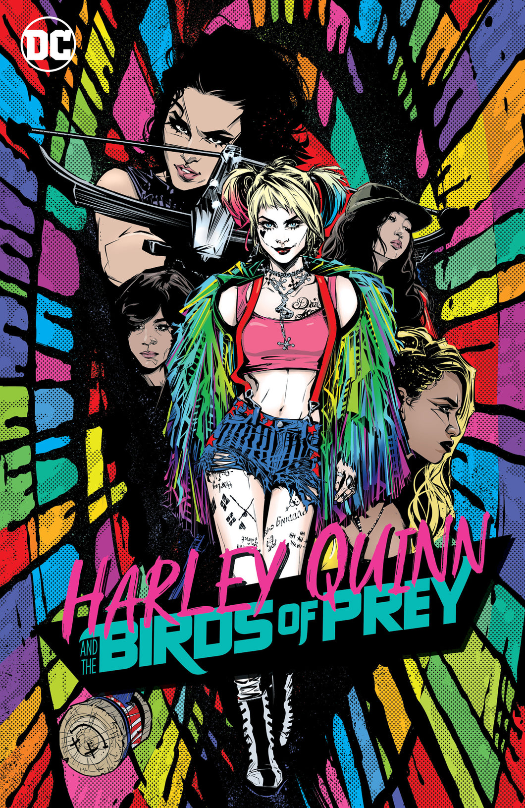 HARLEY QUINN & THE BIRDS OF PREY TP