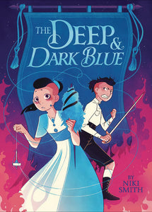 DEEP & DARK BLUE GN (C: 0-1-0)