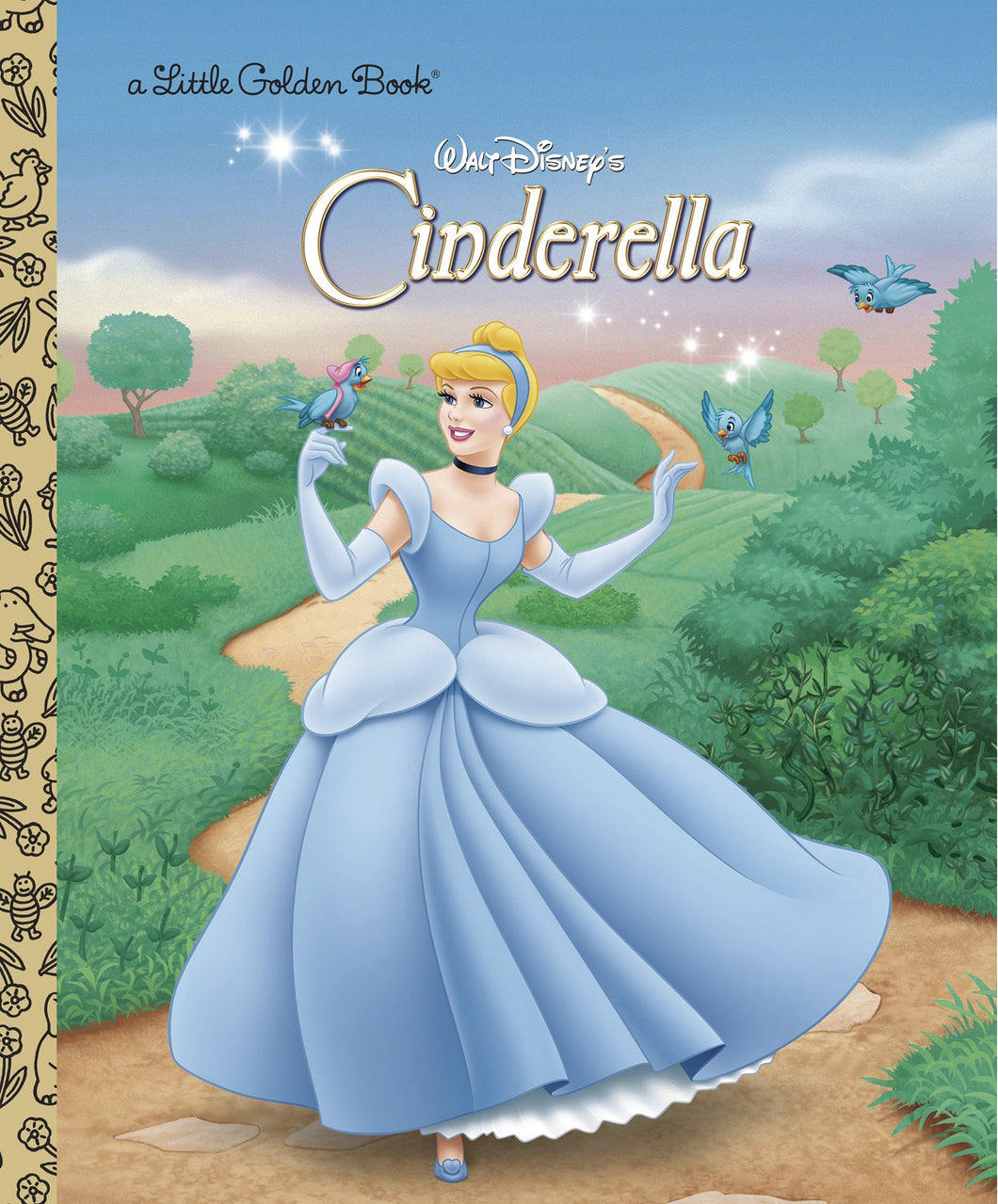 CINDERELLA LITTLE GOLDEN BOOK (C: 1-1-0)