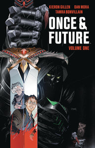 ONCE & FUTURE TP VOL 01 (C: 0-1-2)