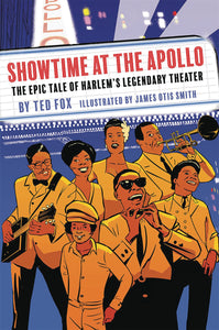 SHOWTIME AT APOLLO EPIC TALE HARLEMS LEGENDARY THEATER GN (C