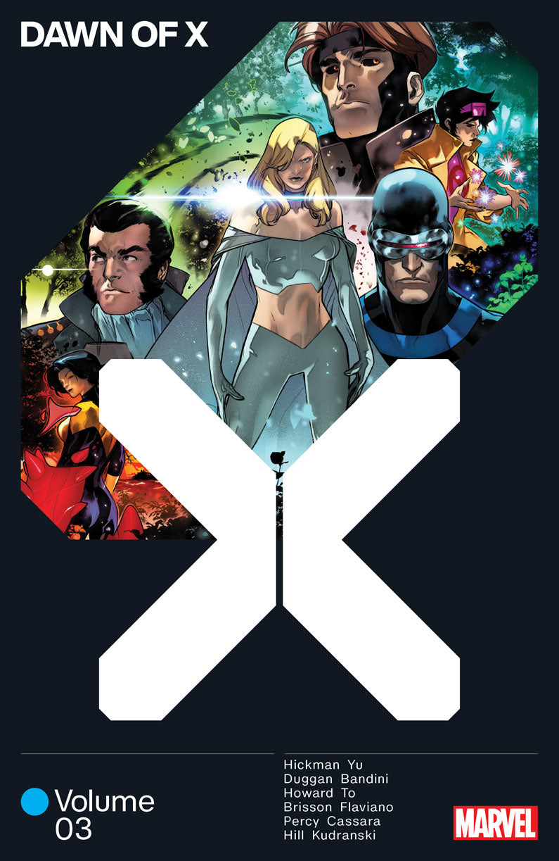 DAWN OF X TP VOL 03