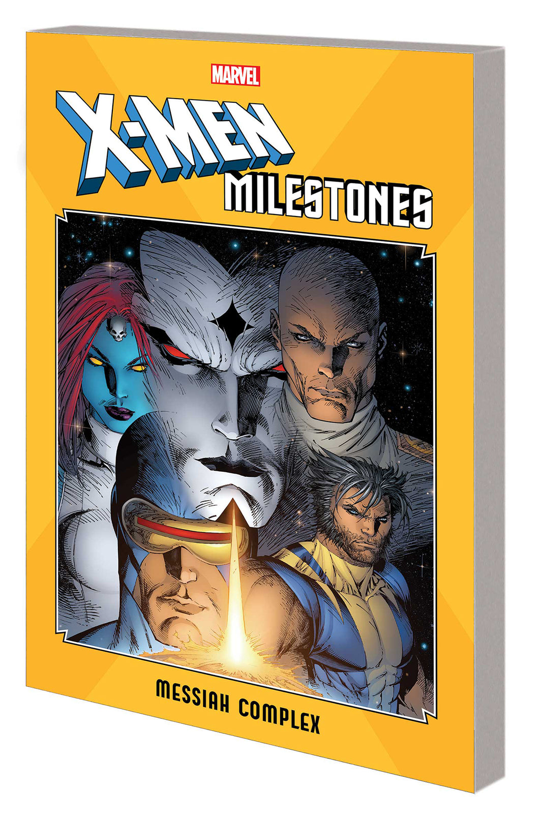 X-MEN MILESTONES TP MESSIAH COMPLEX