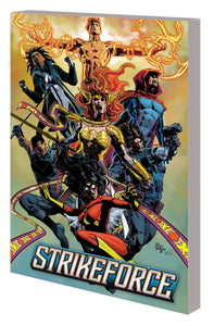 STRIKEFORCE TP VOL 01