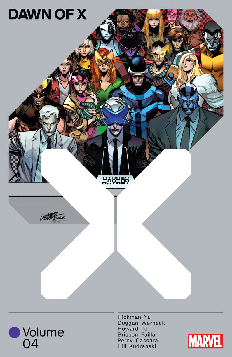 DAWN OF X TP VOL 04