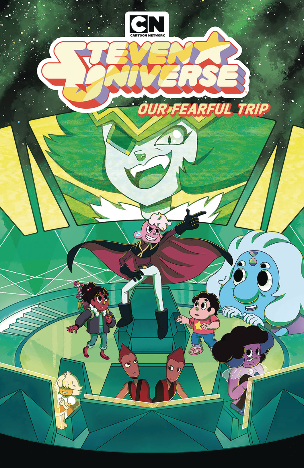 STEVEN UNIVERSE ONGOING TP VOL 07 OUR FEARFUL TRIP