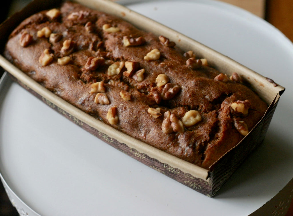 Banana Nut Loaf (DF)
