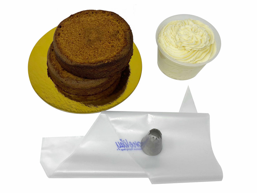 Pumpkin Cake Kit