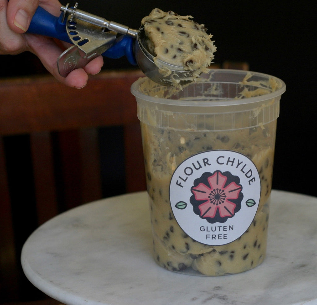 Chocolate Chip Cookie Dough (Pick-up only)