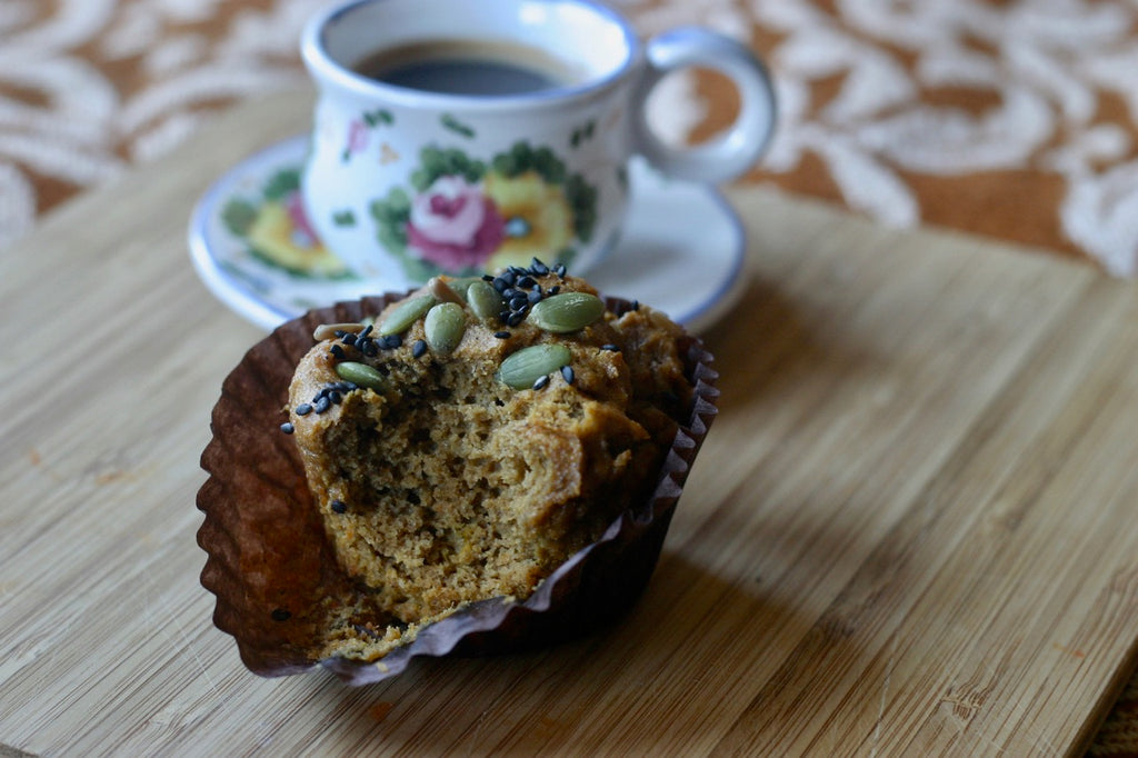 Paleo Tiger Morning Muffin