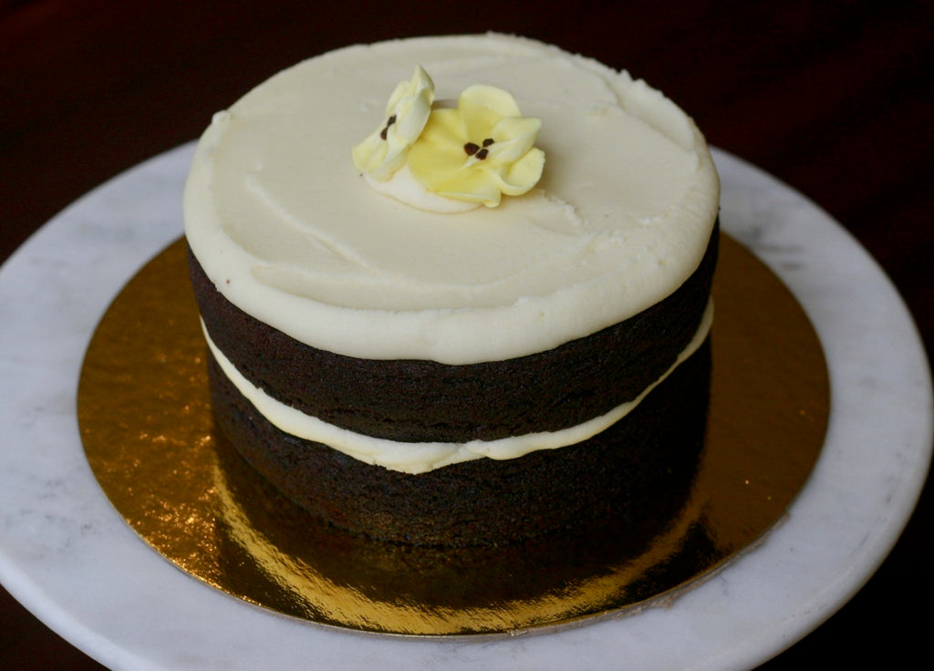 Pumpkin Cake 6-inch (DF) (Pick-up only)