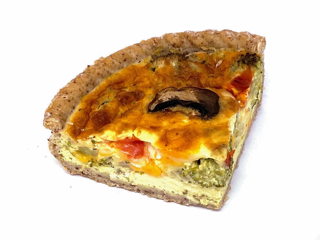 Primavera Quiche (Pick-up only)