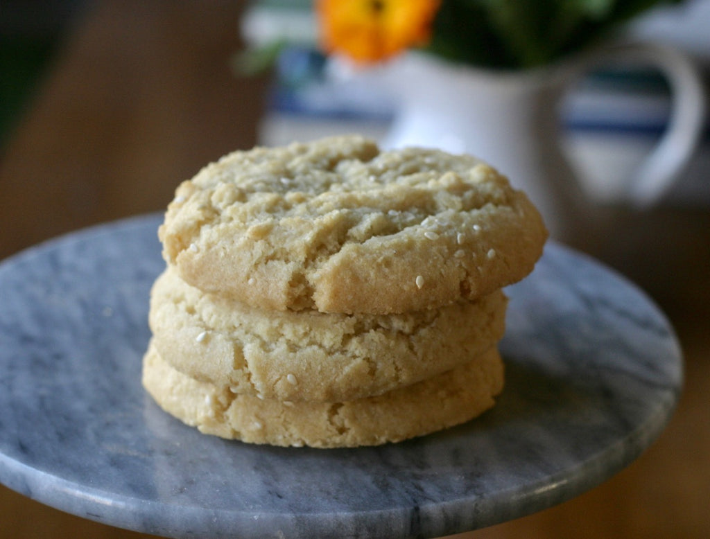Sesame Sugar Cookie (Dairy Free, 3-Pack)