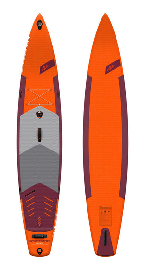 20JP SUP SportsAir SE 3DS 14,0 Paddleboard - Oceansource