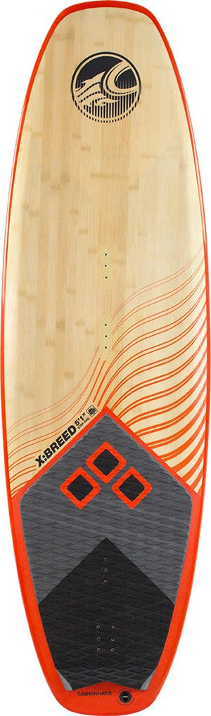 Cabrinha X:Breed Kite Surf Board - Oceansource