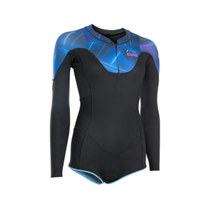 Ion Muse Hot Shorty Wetsuit LS 1.5 FZ DL 2020 - Oceansource