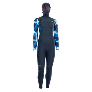 ION Amaze Amp Semidry Hood 6/5 FZ DL Womens Wetsuit 2021 - Oceansource
