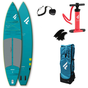 Fanatic Ray Air Pocket Touring SUP - 11'6x31 - SUP