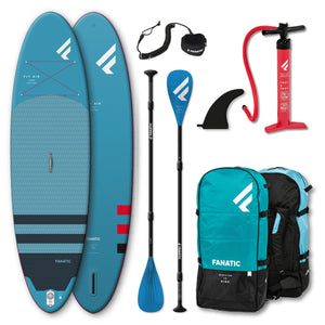 Inflatable SUP Package Fanatic Fly Air/Pure - Oceansource