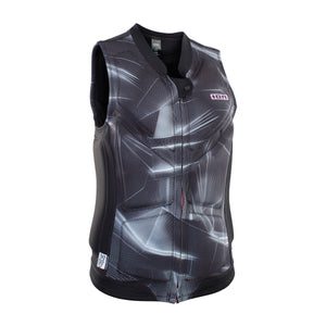 Ion Lunis Vest Women FZ 2021 - Black / 34/XS - Protection