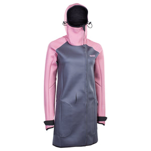 ION Neo Cosy Coat Core Women 2021 - Dirty Rose/Steel Blue /