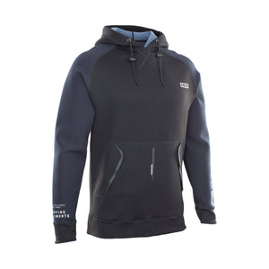 ION Neo Hoody 2021 - Black/Steel Blue / 48/S - Clothing