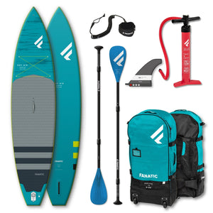 iSUP Package Fanatic Ray Air Premium/Pure - Oceansource