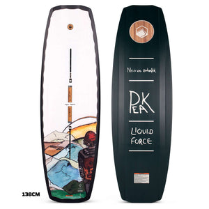 Liquid Force Peak Wakeboard - Oceansource