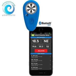 Weatherflow Bluetooth Wind Speed Weathermeter - Oceansource