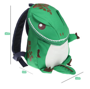 SchoolKid™: 3D Dinosaur Backpack