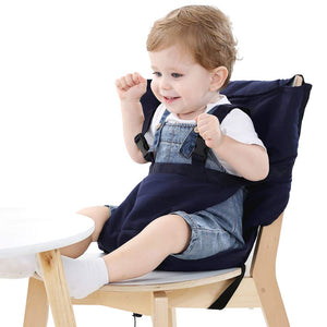 Sack'n Seat™: Portable Baby Safety Seat Harness