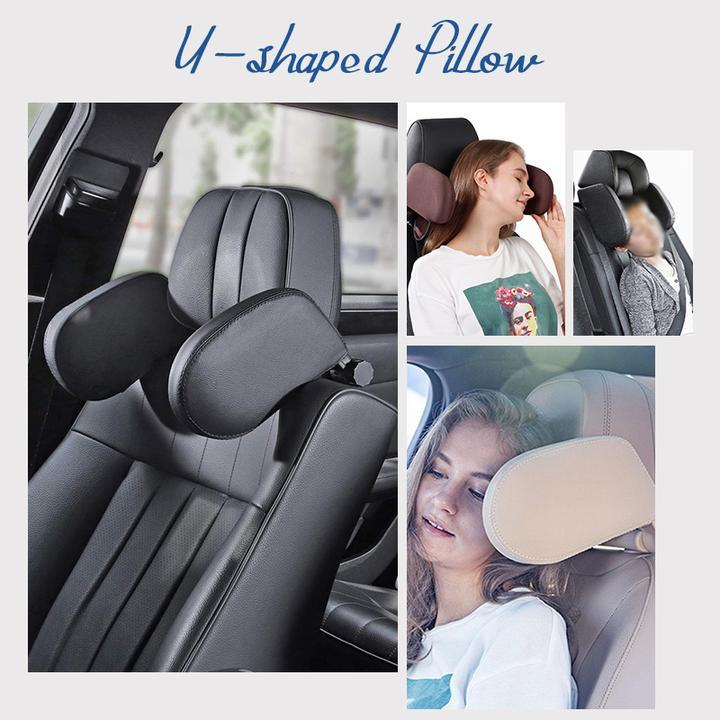 Comfy™: Car Headrest Pillows