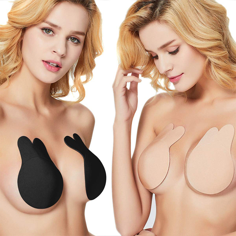 CLARA™: Solid Breast Lifting Adhesive Bra