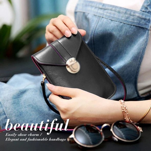 HERI™: Touchable Multifunctional Crossbody Mini Phone Bag