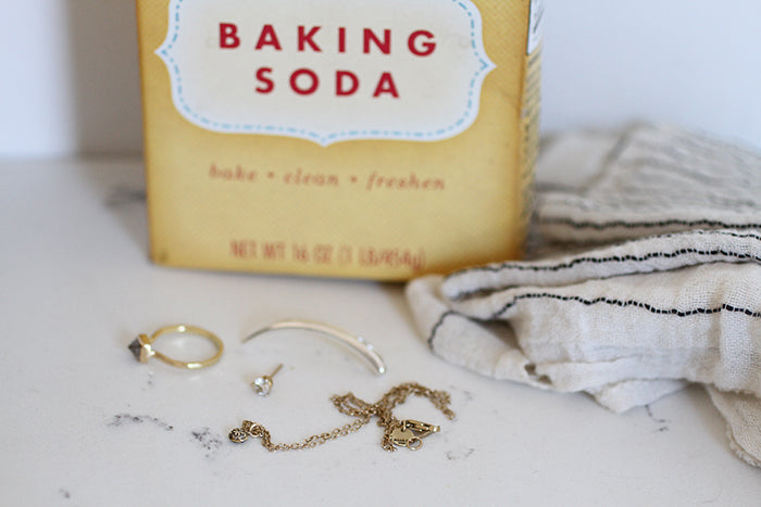 Make your jewellery sparkle! Cleaning tips from Esther of Winterchild Jewellery
