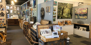 North End Gallery; Yukon Artists; Whitehorse Art Gallery; Whitehorse Giftshop