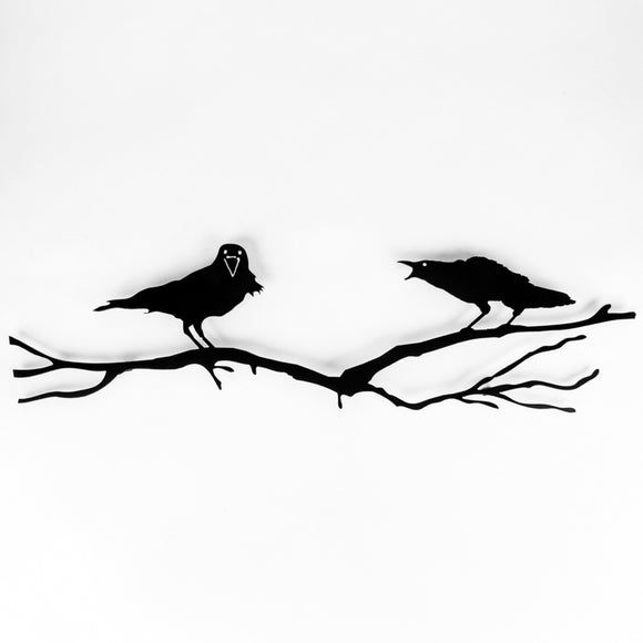 Crow Branch - Black Steel