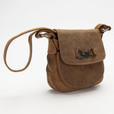 2790 Handbag - Bison Leather