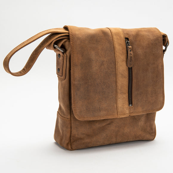 2750 Messenger Bag - Bison Leather
