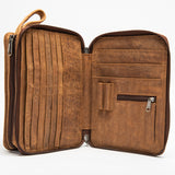 2323 Organizer - Bison Leather