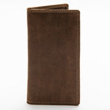 217 Unisex Wallet - Bison Leather