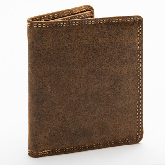 237 Bill Fold Wallet - Bison