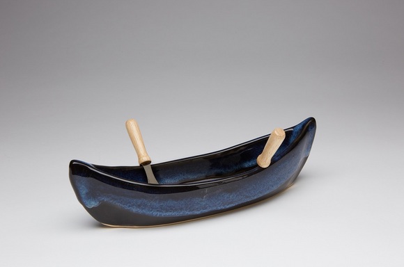 Canoe Dip Pot - Twilight